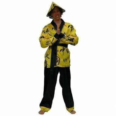 Aziatische outfit voor heren