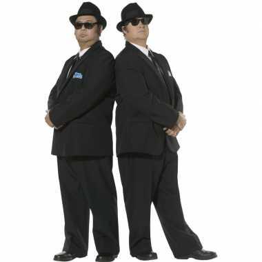 Blues brothers carnavals pakken