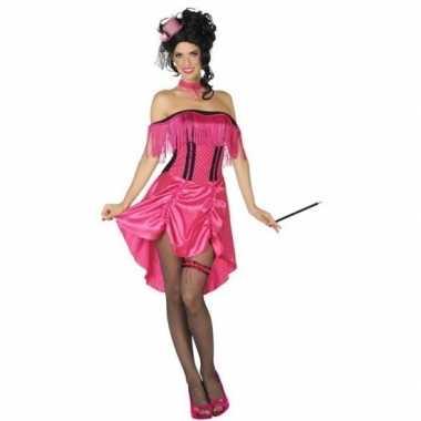 Cabaret/jaren 20 verkleed jurkje voor dames