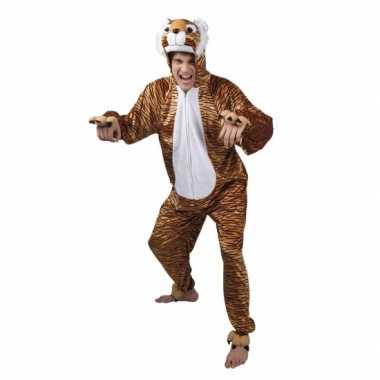 Canaval onesie tijger heren