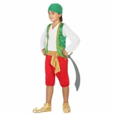Carnaval arabiertje kostuum jongens