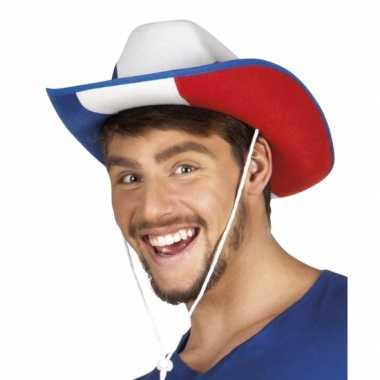 Carnaval cowboyhoed frankrijk