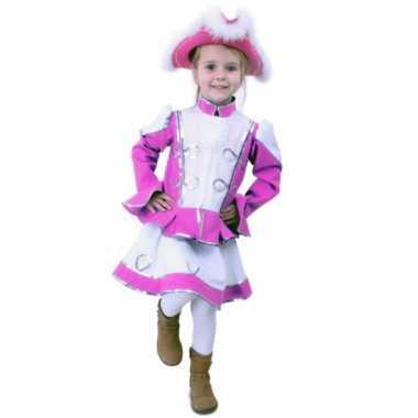 Carnaval dansmarieke voor meisjes