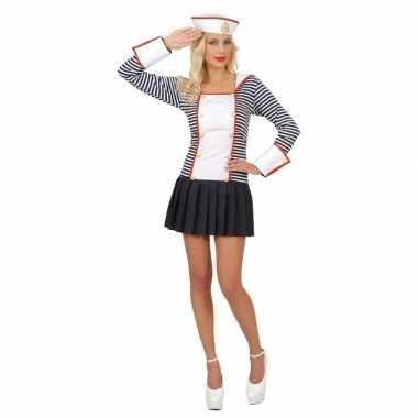 Carnavalskostuum matroos voor dames