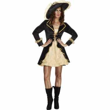 Carnavalskostuum sexy piraten dame