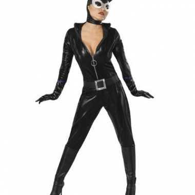 Catwoman jumpsuit met masker