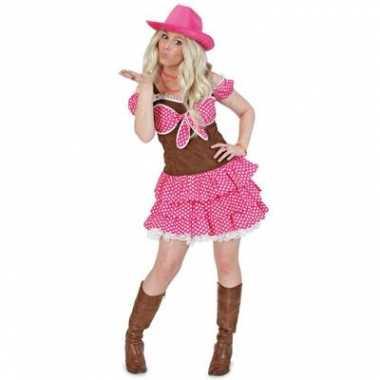 Cowgirl verkleedkleding dolly
