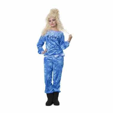 Donders huispak kostuum voor dames