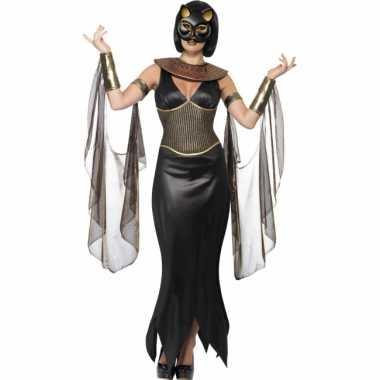 Egypte kostuum poezen godin bastet
