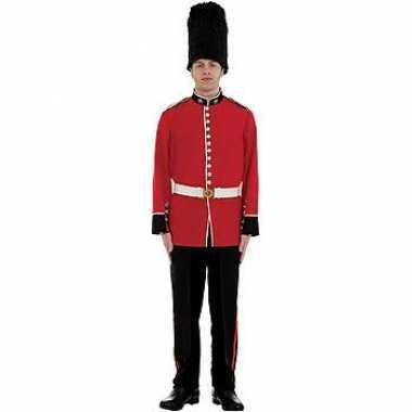 Engels officiers kostuum