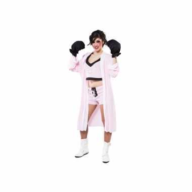 Feest boks outfit voor dames