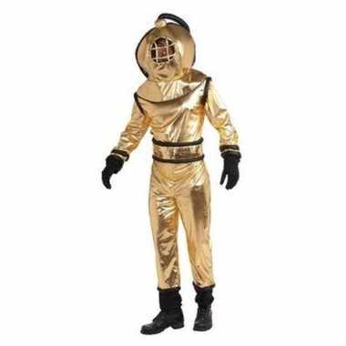 Feest duikers kostuum met duikhelm