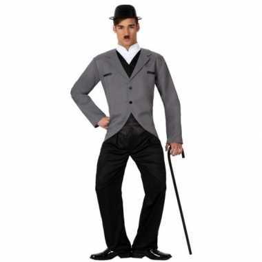 Filmster charlie verkleed kostuum voor heren