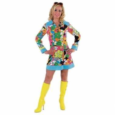 Flower power kleding dames