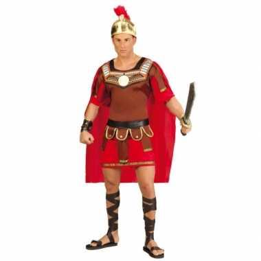 Gladiator outfit met helm voor heren