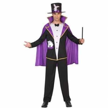 Goochelaar verkleed pak/kostuum voor volwassenen