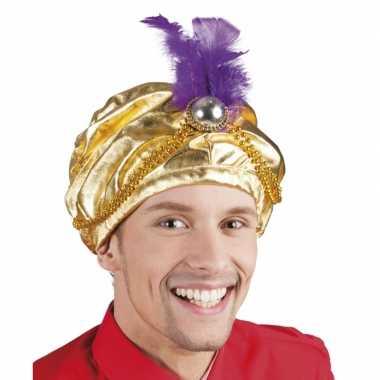 Gouden arabieren hoeden
