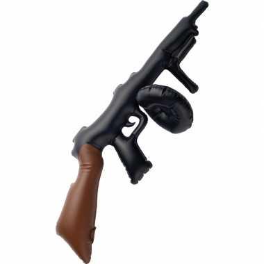 Groot opblaasbaar machinepistool