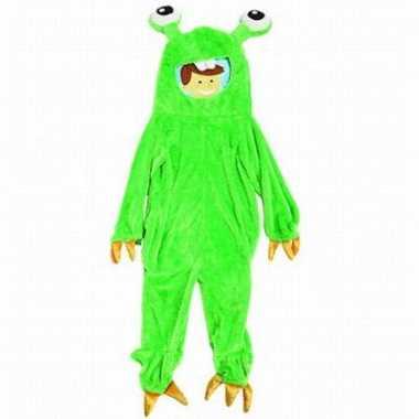 Gumbly monster kinder kostuum