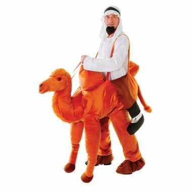 Hang kostuum kameel voor volwassenen