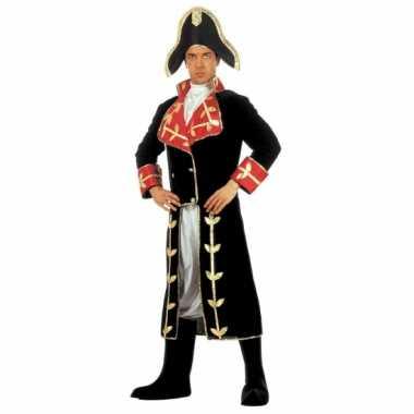 Historisch napoleon pak voor heren