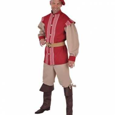Historische kostuums voor heren