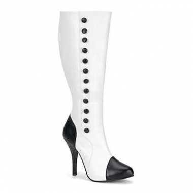 Hoge 20s laarzen voor vrouwen