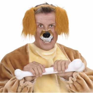 Honden neus van plastic