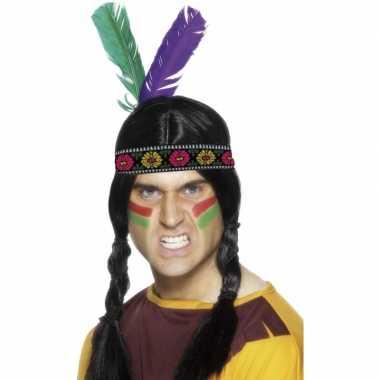 Indianen accessoires veren
