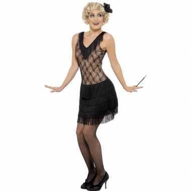 Jaren 20 glamour jurk voor dames