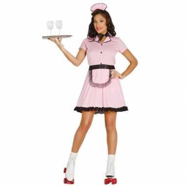 Jaren 50 diner girl outfit