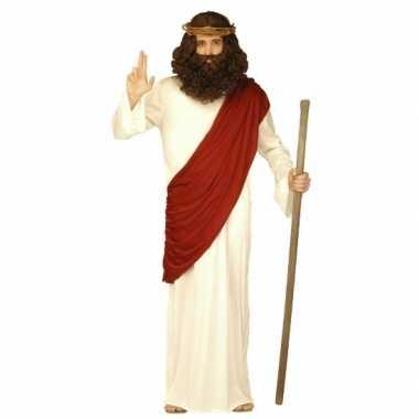 Jezus carnavalskleding