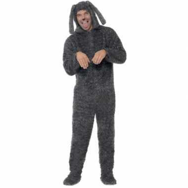 Jumpsuit hond all in one voor volwassenen