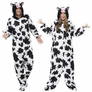 Jumpsuit koe all in one voor volwassenen
