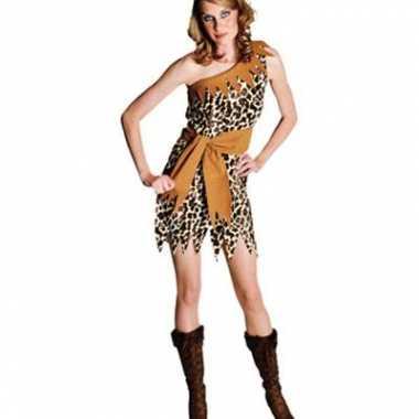 Jungle kostuum voor dames
