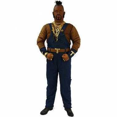 Kostuum b.a. barakus voor heren