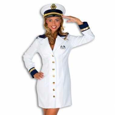 Kostuum kapitein dames