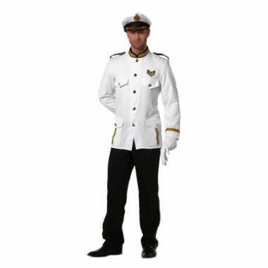 Kostuum kapitein heren