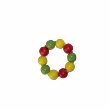 Kralen armband met verschillende kleuren