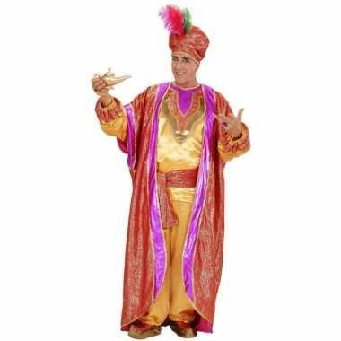 Luxe sultan kostuum voor heren