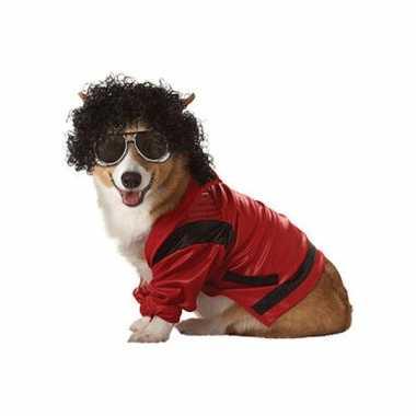 Michael jackson honden pakje