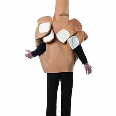 Middelvinger outfit