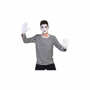 Mime shirt voor heren