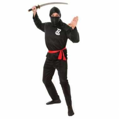 Ninja warrior pakken heren 10051514