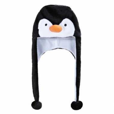 Originele pinguins muts voor volwassenen
