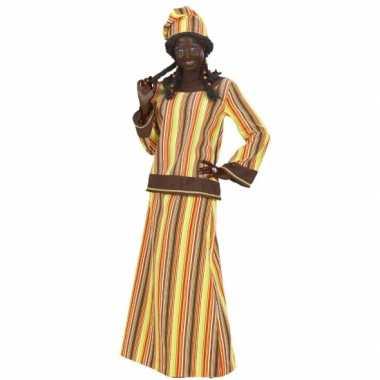 Outfit voor afrikaanse vrouw
