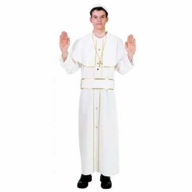 Paus kostuum voor volwassenen