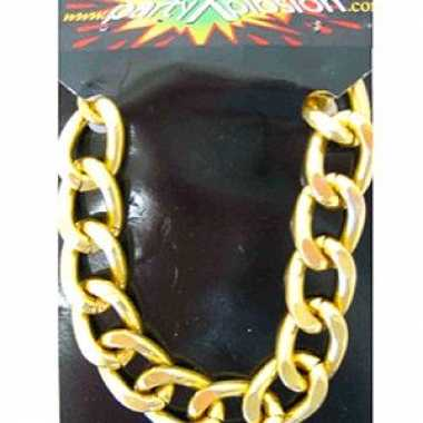 Pimp armbanden goudkleurig