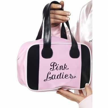Pink ladies handtas van grease