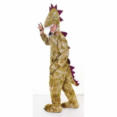 Pluche dinosaurus outfit volwassenen